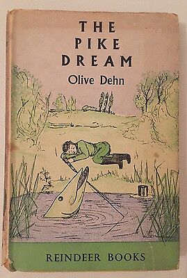The Pike Dream by Olive Dehn - Hamish Hamilton, 1958 *1st Edition*
