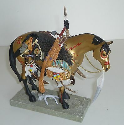 Trail of Painted Ponies Medicine Horse Retired 2004