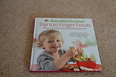 Annabel Karmel Top 100 Finger Foods