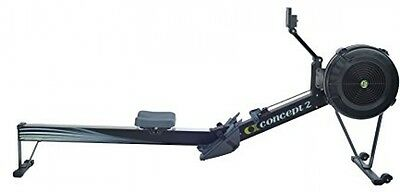 Concept2 Model D Indoor Rower With PM5 - Black