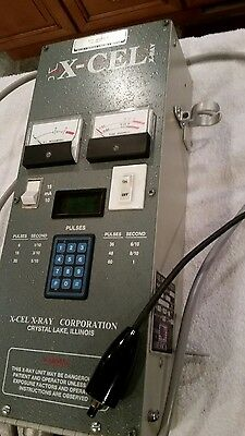 X-CEL MB700 A/C Podiatry Orthopedic Foot Ankle X-RAY X-Cell MB700AC XCel MB 700