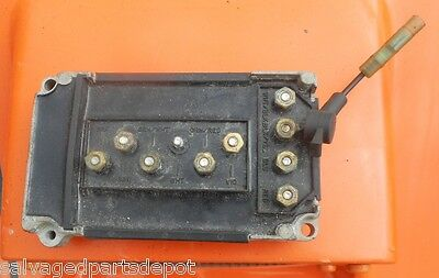 90 H.P. (1991)  Mercury / Force  outboard switch box