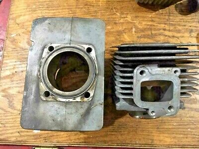Cylinder clutch or starter side  2003 Bombardier SKIDOO  GRAND TOURING 380 Fan