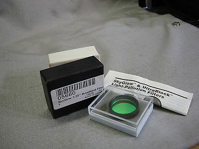 """Orion Skyglow 05660 1.25"""" Skyglow Broadband Filter New Old Stock"""