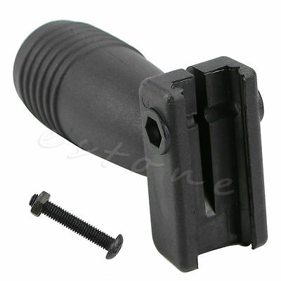 Tactical Vertical Fore Grip Front ForeGrip Fit Rail 20mm New