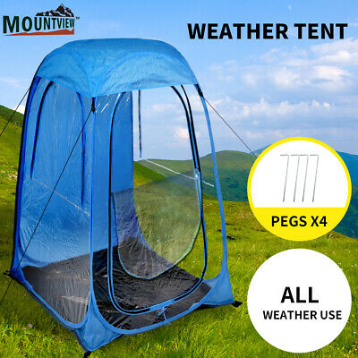 POP UP Sports Camping Festival Fishing Garden Kids Weather Tent Sun Shelter