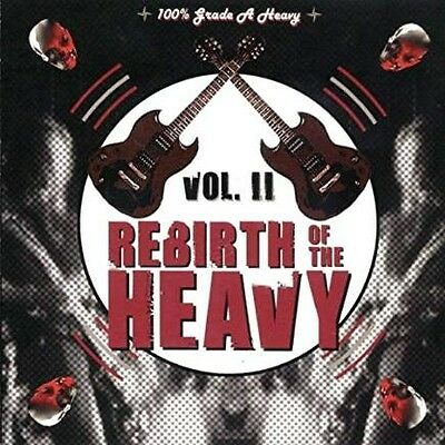 Rebirth Of The Heavy Vol. 2 - VARIOUS [CD]