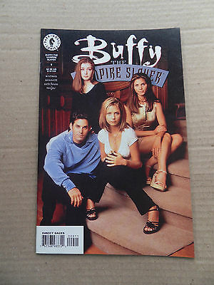 Buffy The vampire Slayer 9 . (TV) Photo Cover . Dark Horse 1999 -VF
