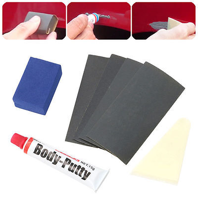 1pc 15g Car Body Putty Scratch Filler Painting Pen Assistant Smooth Repair Tool