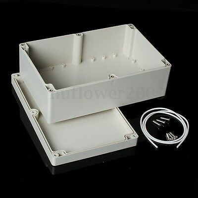 230x150x85mm Plastic Waterproof Sealed Electronic Project Box Enclosure Case
