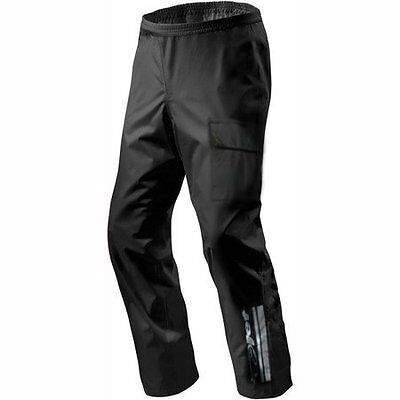 Motorcycle Motorbike Waterproof Rain Over Trousers with Carry Case