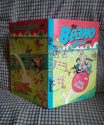 Beano Annual 1978 - Near Mint Condition (BE45)