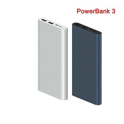 Xiaomi Mi Power Bank 2 10000mAh Quick External Phone Portable Battery Charger