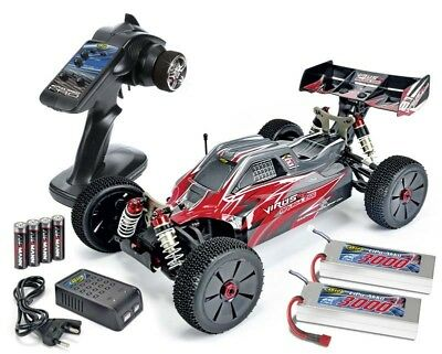 Carson Virus 4.0 Brushless 1:8 4WD 2,4GHz Buggy RTR - 500409051