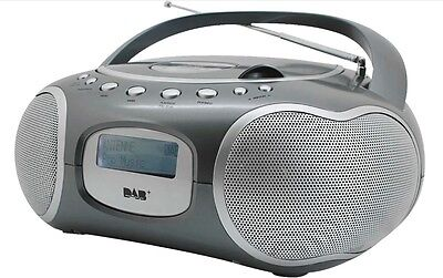 Soundmaster SCD4200 Titan Radio CD-Player DAB+ USB AUX NEU OVP MEDIMAX