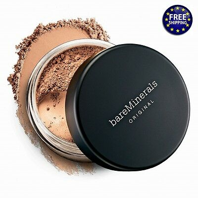 Bare Minerals Original Spf 15 Foundation -Various Shades- Free Europe Posting