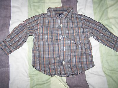 Boy's Shirt From Baby Gap Size 12-18 Months