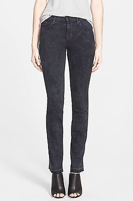 J Brand Women's Skinny Jeans Color Black Noise Size 27