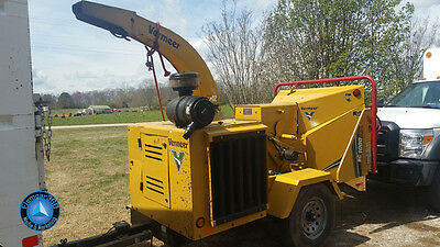 2013 Vermeer Bc1000Xl 12 Inch Wood Chipper, 85 Hp, Smart Feed