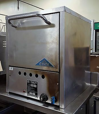 Castle - Gas Counter Top Pizza Oven P019