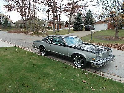 1978 BUICK RIVIERA-75th Aniv Issue-Only 2899 Produced- 403ci Engine- 61,100 mile