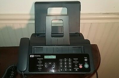 HP 2140 Fax Machine & Copier with Manual and Instructions