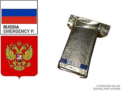 Russia Army Emergency Survival Meal 24 hours
