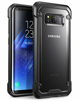 Samsung Galaxy S8 Case, SUPCASE Unicorn Beetle Series Protective Hybrid Cover