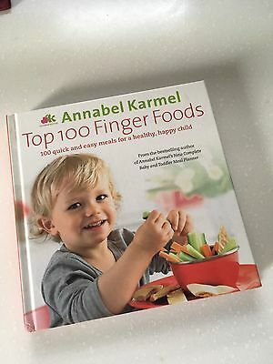 Annabel Karmel Finger Food Book