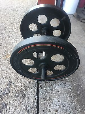 Flywheel For Stover CT2 Hit And Miss Antique Gas Engine Cast