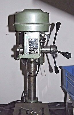 "Benchtop Drill Press, 3-Speed, 1/4"" Capacity Mandrel, 1/4 HP"