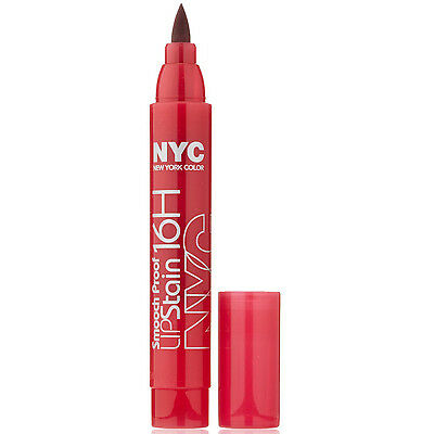 N.Y.C New York Color Smooch Proof 16HR Lipstain