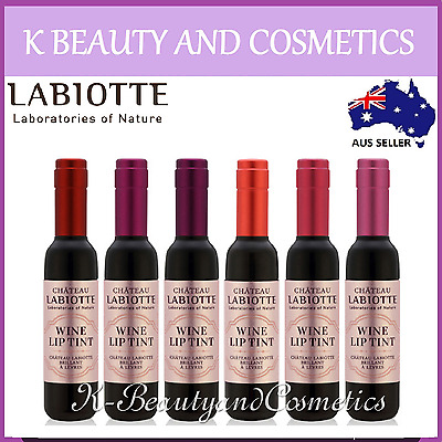[LABIOTTE] Chateau Wine Lip Tint 7g (All 8 Colours) NEW 2018! Lip Stain Aus Sell