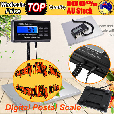 AU Business Commercial 0.1-300KG Electronic Digital Platform Postal Scale ST