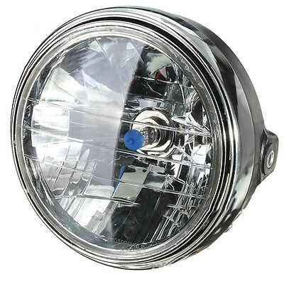 "7"" Halogen Motorcycle Headlight Head Lamp for YAMAHA XJR400 XJR1200 XJR1300 H4"
