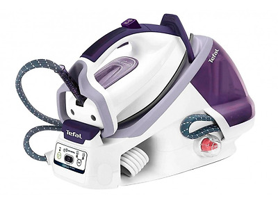 New Tefal Pro Express Easy Steam Generator Purple