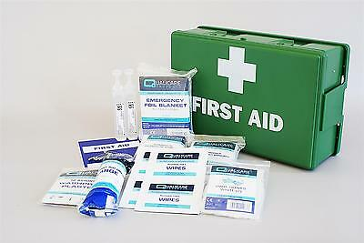 Qualicare Tractor First Aid Kit with Mounting Bracket