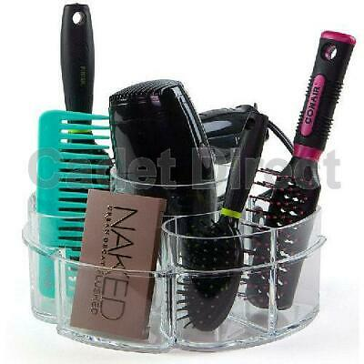 Acrylic Beauty Organiser with 6 Compartments | Petal | Caboodles Center Stage Ma