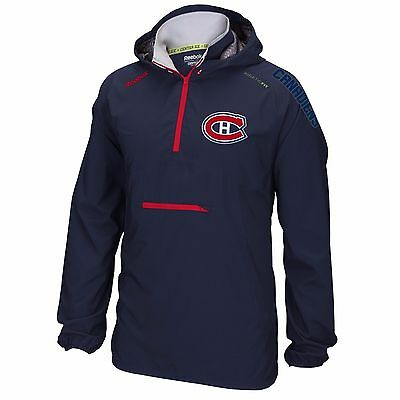 Adults Small Montreal Canadiens Center Ice Anorak H201