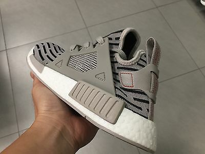 3d8492db4 Adidas NMD Runner XR1 Grey oreo Pink White Beige black Blue Tan red  Primeknit R1
