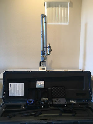 Faro EDGE 14000 12ft 7 Axis Arm with Case and Laser Scanner Probe