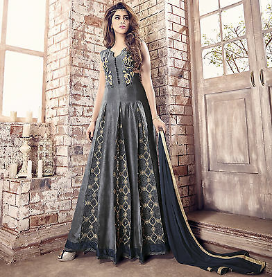 Designer Anarkali Pakistani Salwar Kameez Lehenga Traditional Indian Bollywood
