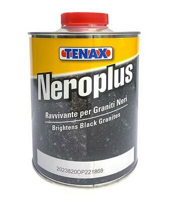 Tenax Nero Plus. Special Product To Regain Colour Loss Especially In Dark Gra...