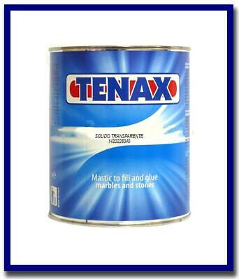 Tenax Transparent Solido - 1 LITRE