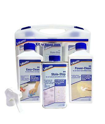 Lithofin Care Kit For Natural Stone-BE