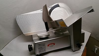Bizerba SE12 Manual Meat Deli Slicer