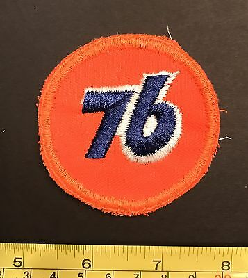 Vintage Union 76 Uniform Patch Gas Oil Car