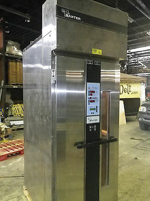 """baxter Pc151Dd"" H.d. Commercial Single Rack Dough Proofer - Retarder"