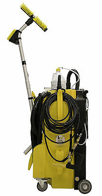 KAIVAC 1250 Surface Cleaner No-Touch Cleaning System - 500 PSI