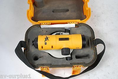 Pacific Laser System PLS AL24 Automatic Level {With Case}